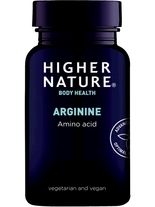Arginiin Higher Nature