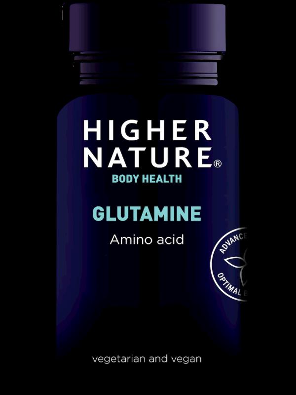 Glutamiin Higher Nature