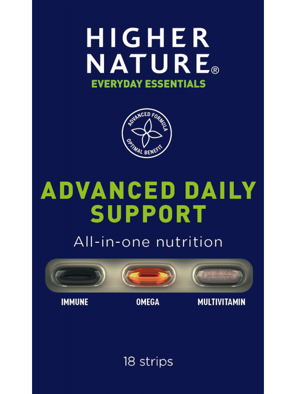 Higher Nature Advanced Daily Support multipakk