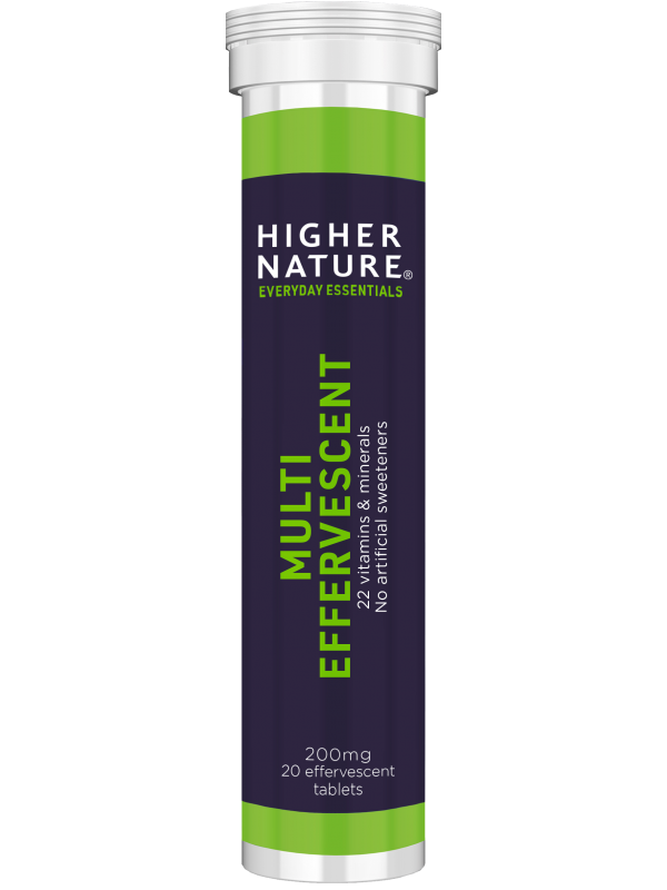 Higher Nature kihisev multivitamiin