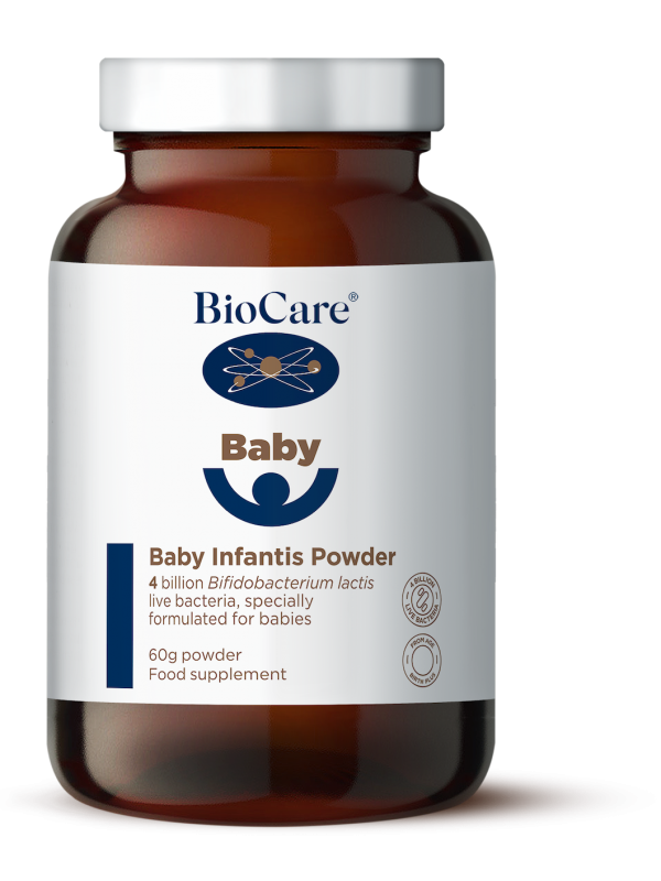 Infantis pulber beebidele probiootikumid BioCare