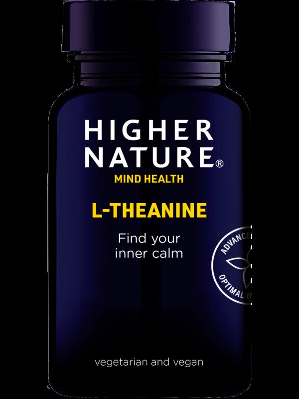 L-teaniin Higher Nature