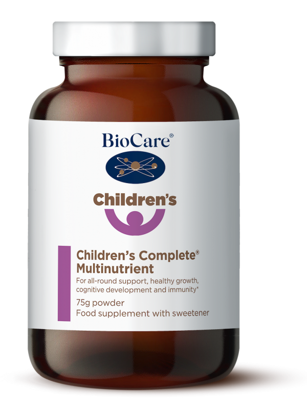 Laste multivitamiin BioCare