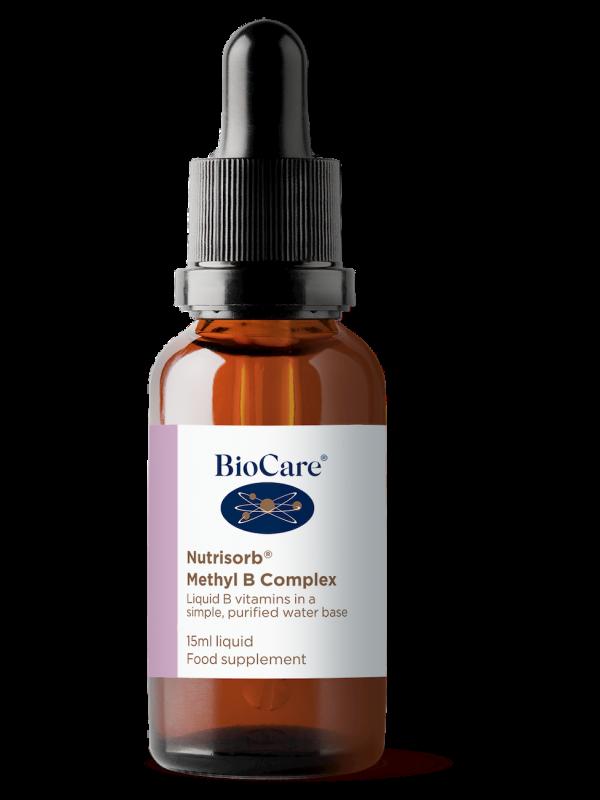 Nutrisorb Metüül B kompleks vedel Biocare