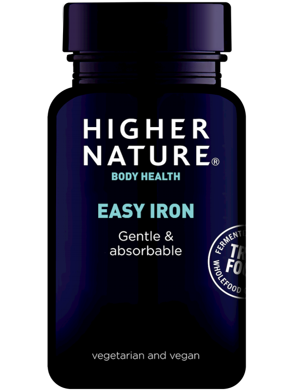 True Food Easy Iron Raud Higher Nature