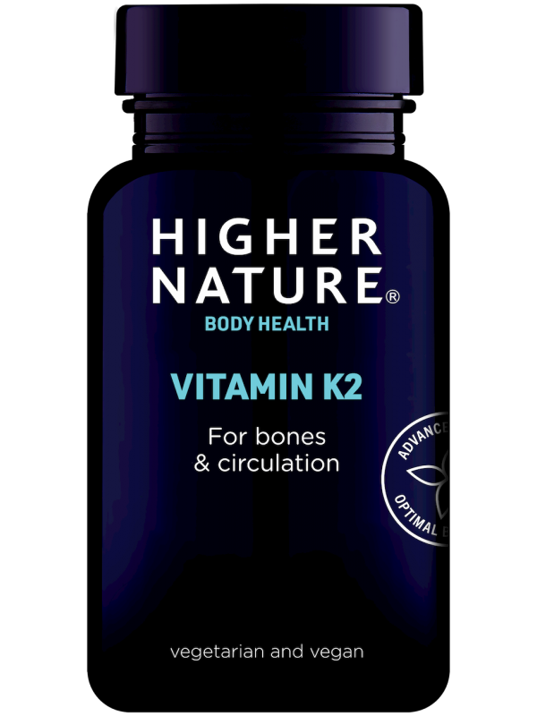 Vitamiin K2 Higher Nature