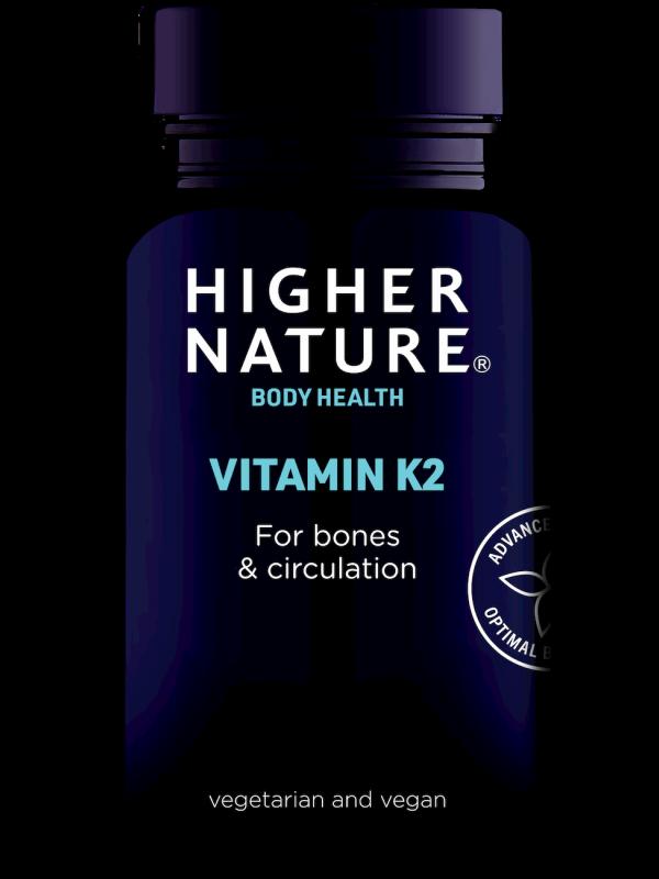 Vitamiin K2 Higher Nature