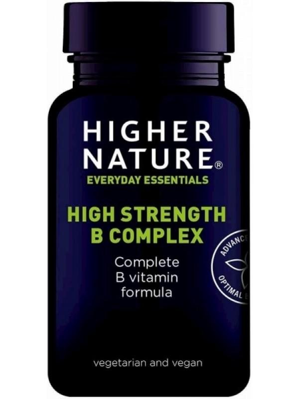b kompleks higher nature