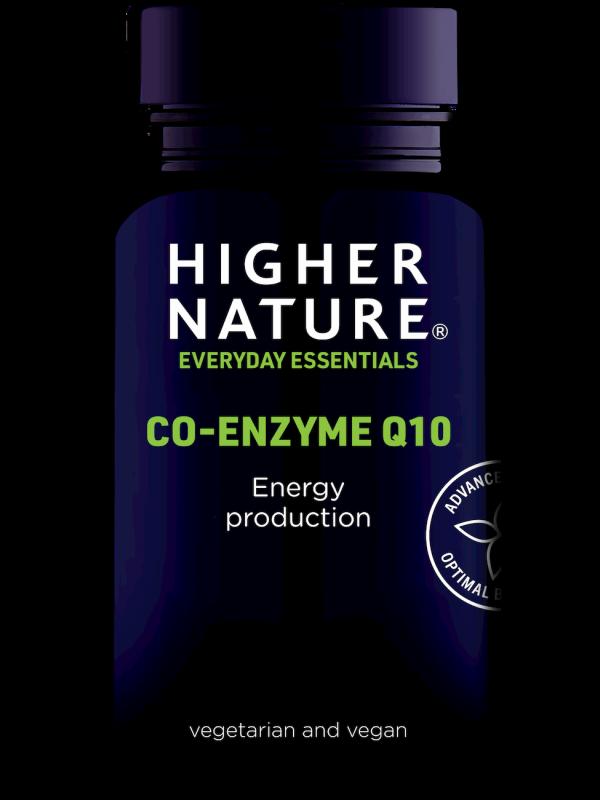 coq10 koensüüm q10 Higher Nature