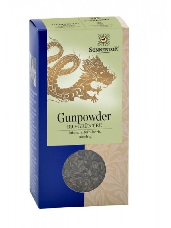 Sonnentor  Hiina roheline tee Gunpowder 100g