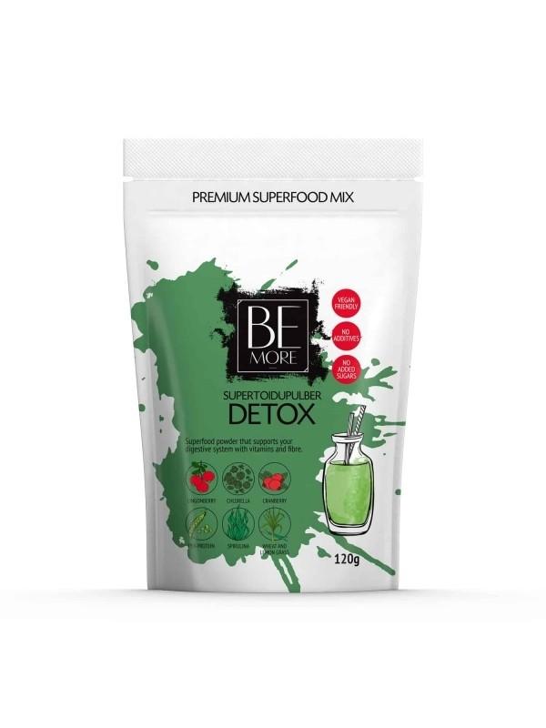 Be more detox supertoidupulber 20g -50%- parim enne 07/19