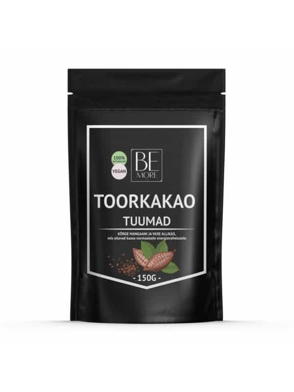 Be More toorkakao tuumad 150g