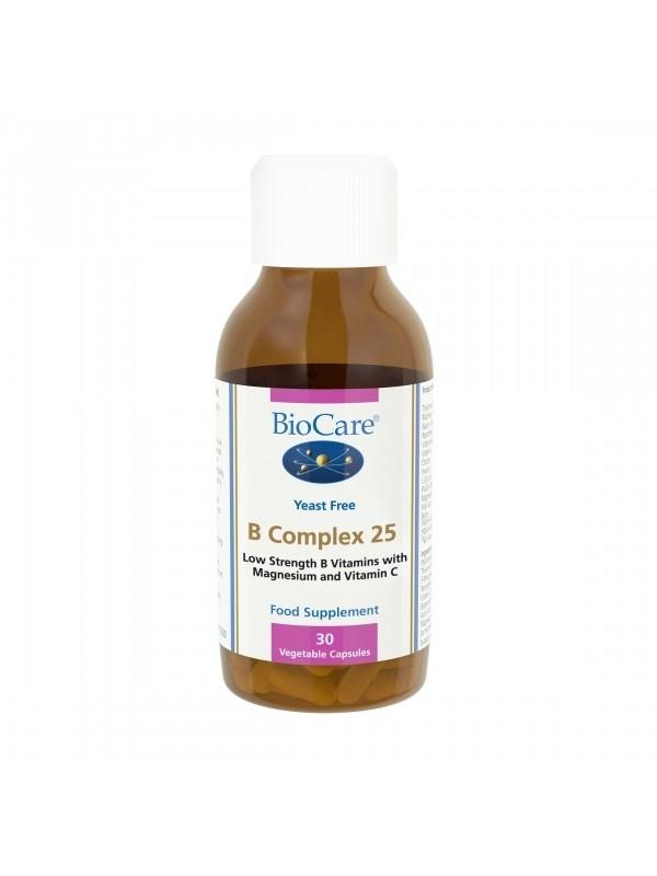 B kompleks 25 30 kaps