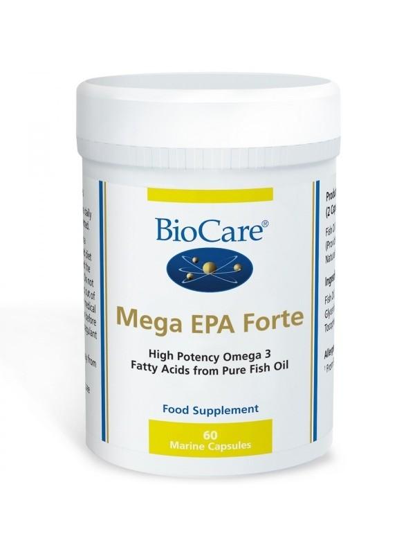 Mega EPA Forte kalaõli 60