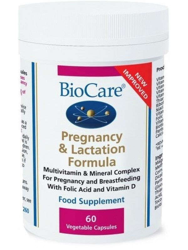 Pregnancy & Lactation rasedale 60