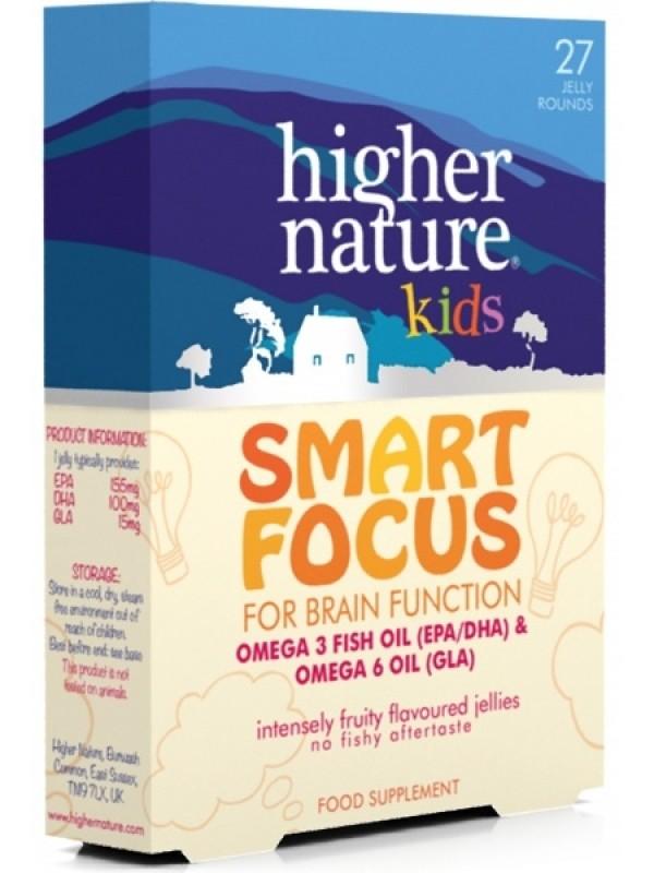 *Smart Focus laste kalaõli 27 tk