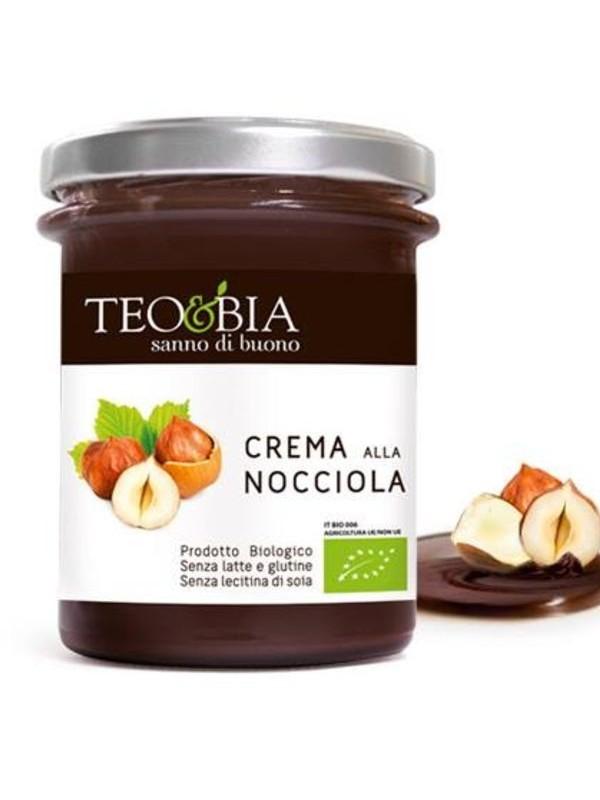 TeoBia mahe sarapuupähkli ja kakaokreem  212g