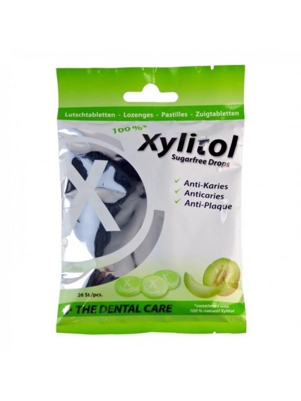 Miradent ksülitooliga tropsid meloni  60 g