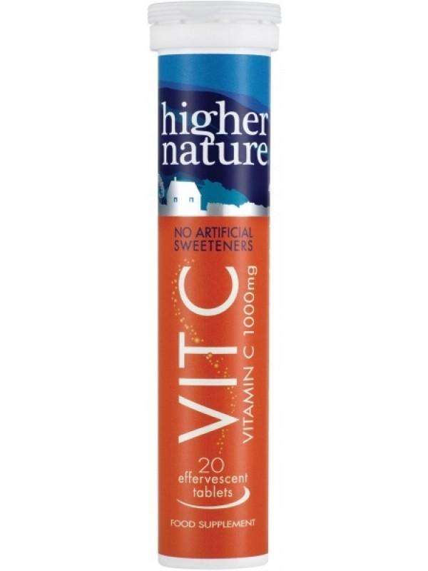 VIT C kihisev C-vitamiin 20 tabs