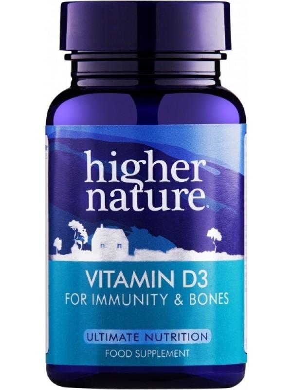 Vitamiin D3 500iu 60 kaps