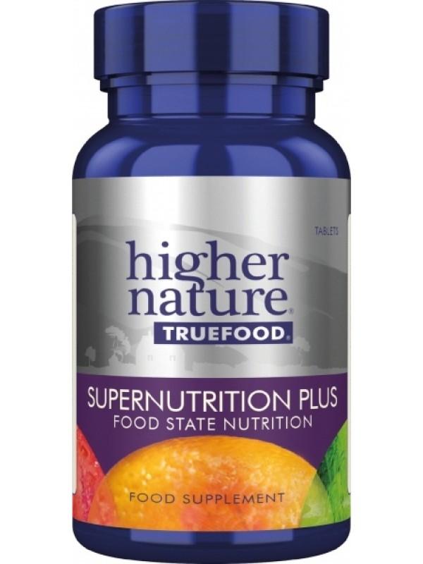 True Food Supernutrition Plus multivitamiin 30 tab