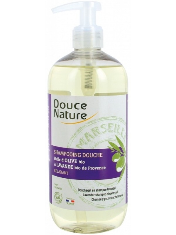 Douce Nature dušigeel lavendliga 500 ml