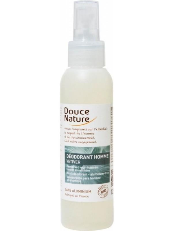 Douce Nature pihustiga deodorant meestele 125 ml