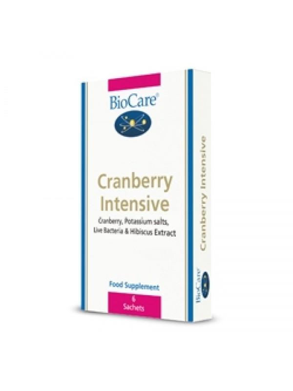 Cranberry Intensive jõhvikas koos bakteritega 6x10g