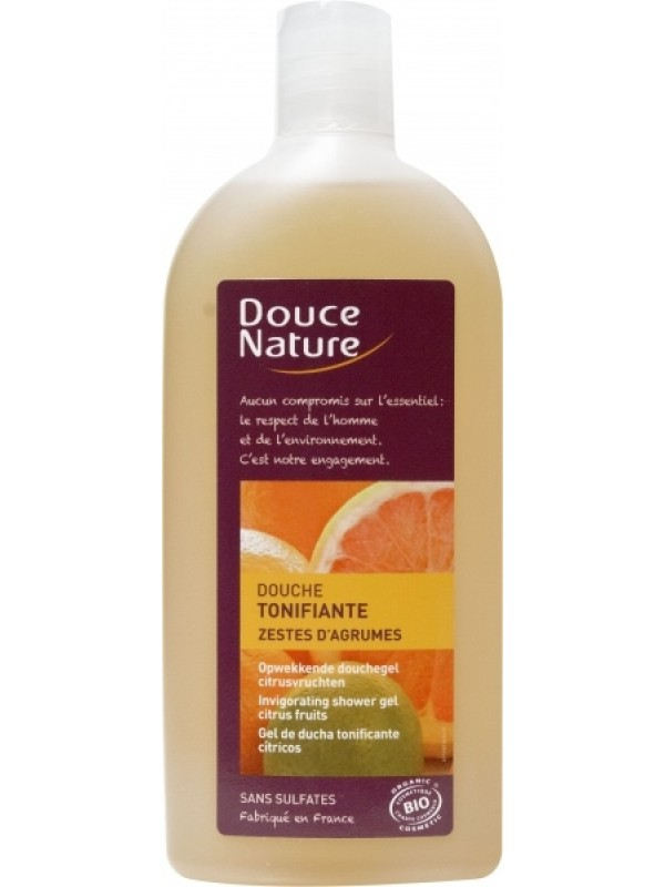 Douce Nature tsitruse dušigeel 300 ml