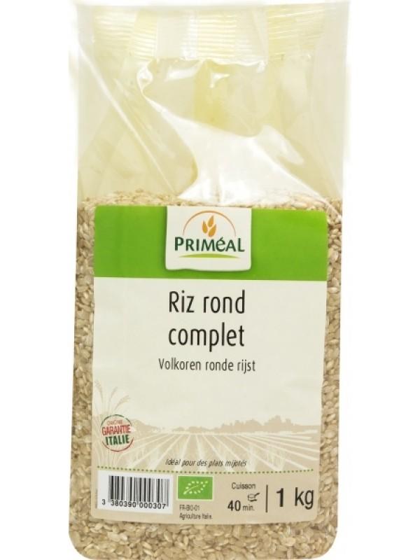 Prim täistera ümarateraline riis 1 kg