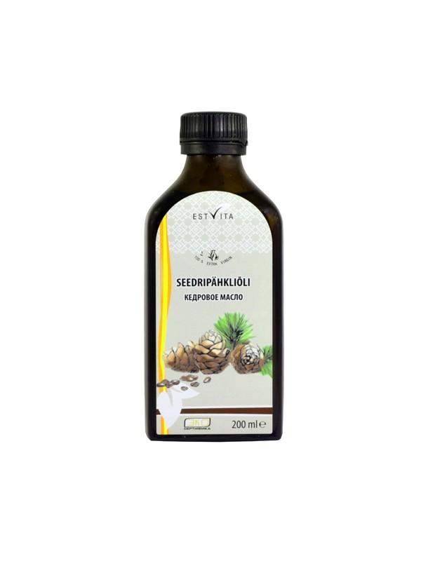 Estvita Seedripähkliõli 200 ml