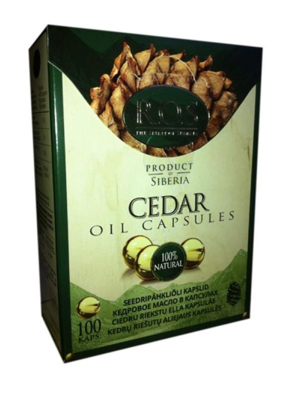 Estvita Pro seedripähkliõli 100 kapslit