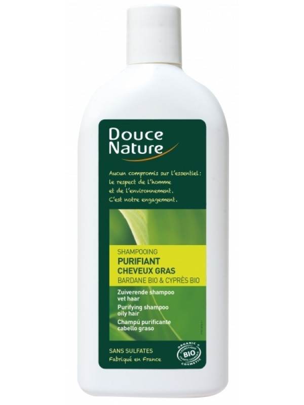 Douce Nature šampoon rasustele juustele 300 ml