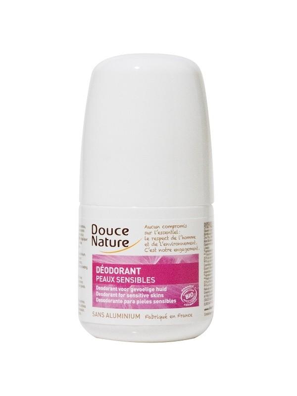 Dpuce Nature rulldeodorant tundlikule nahale 50 ml