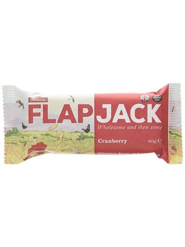 Flapjack kaerabatoon jõhvika 80 g