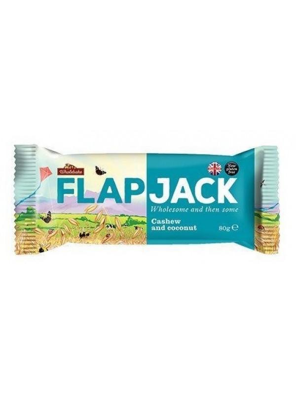 Flapjack kaerabatoon india pähkli ja kookose 80 g
