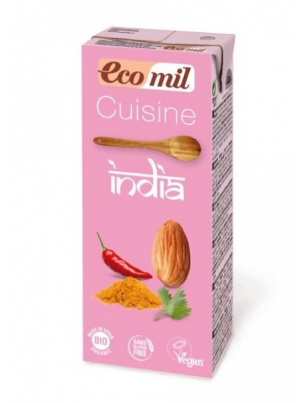 Ecomil india kaste mandlist 200 ml