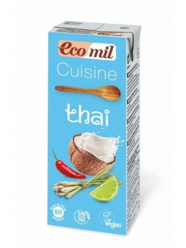 Ecomil tai stiilis kaste kookosest 200 ml