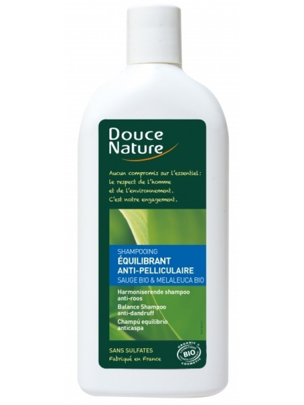Douce Nature kõõmavastane šampoon 300 ml
