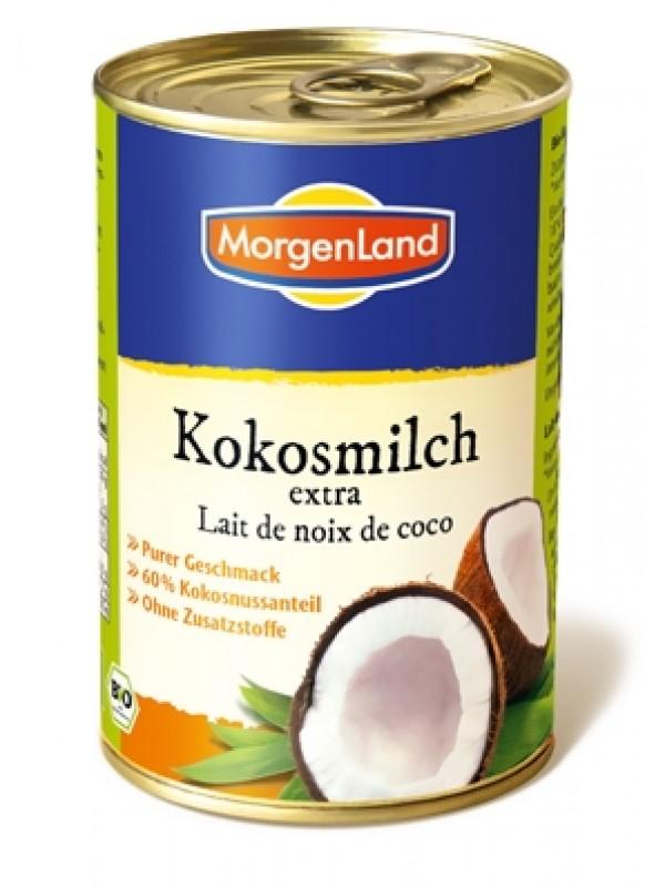 Morgenland kookospiim 400ml