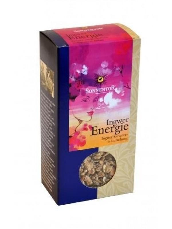 Sonnentor ingveri energiatee 100 g