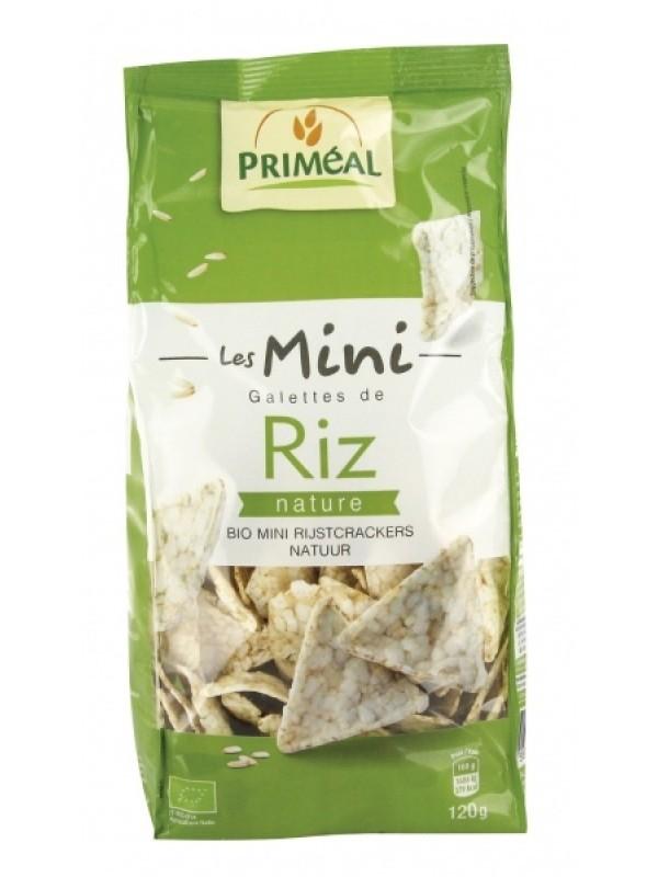 Prim riisikrõpsud naturaalsed 120 g