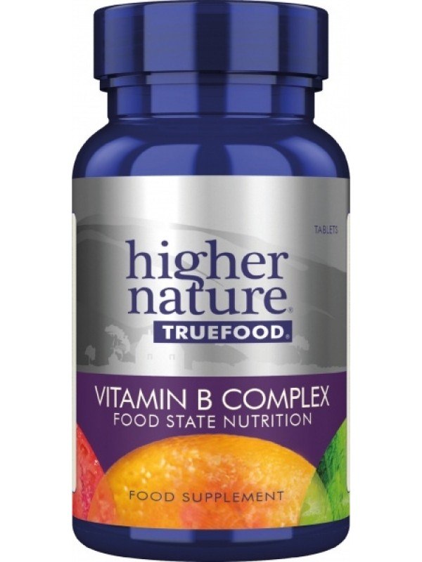 True Food B kompleks 90 tab