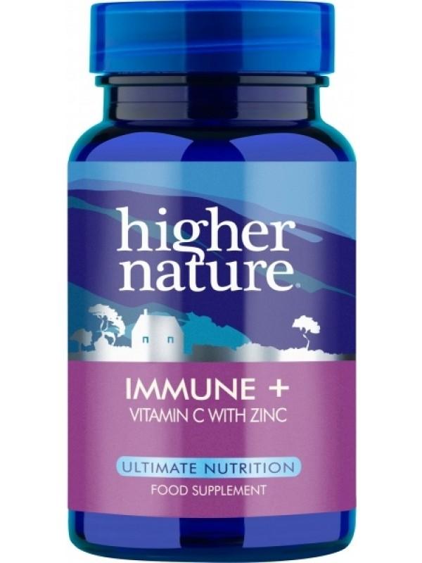 Immune + C vitamiin tsingiga 90 tab