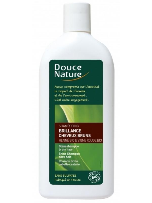 Douce Nature šampoon pruunidele juustele 300 ml