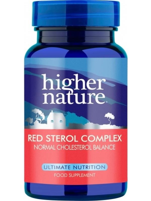 Punaste steroolide kompleks 30 tab