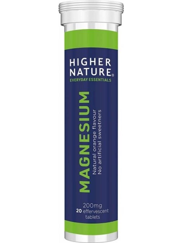 Kihisev magneesium 20 tabl