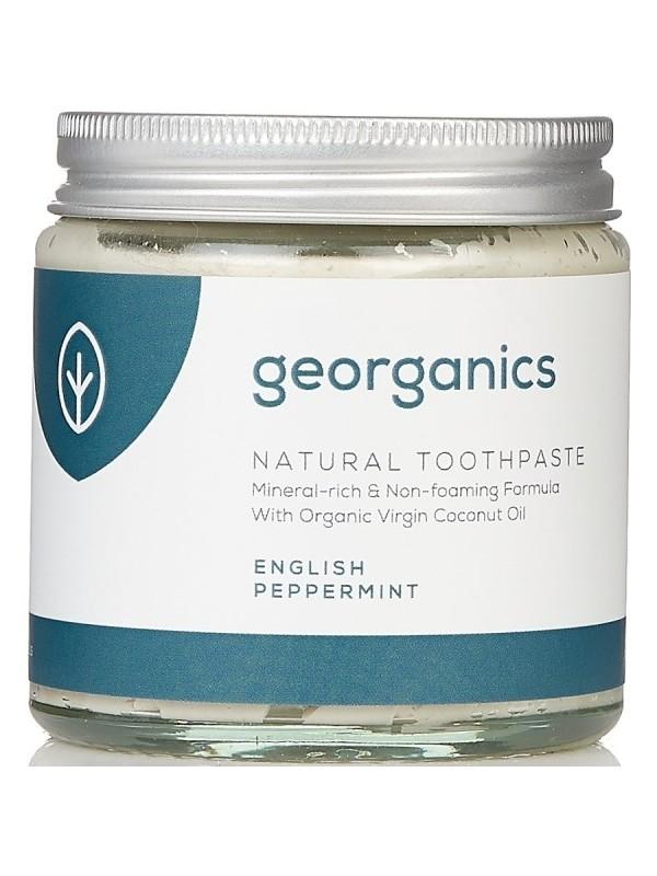 Georganics hambapasta inglise piparmündi 60ml