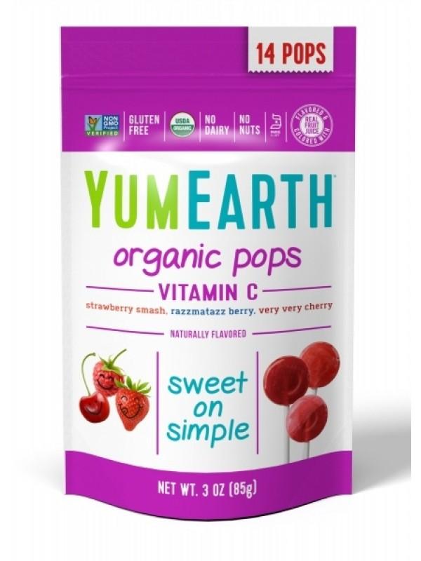 YumEartH marja pulgakommid C-vitamiiniga 85g