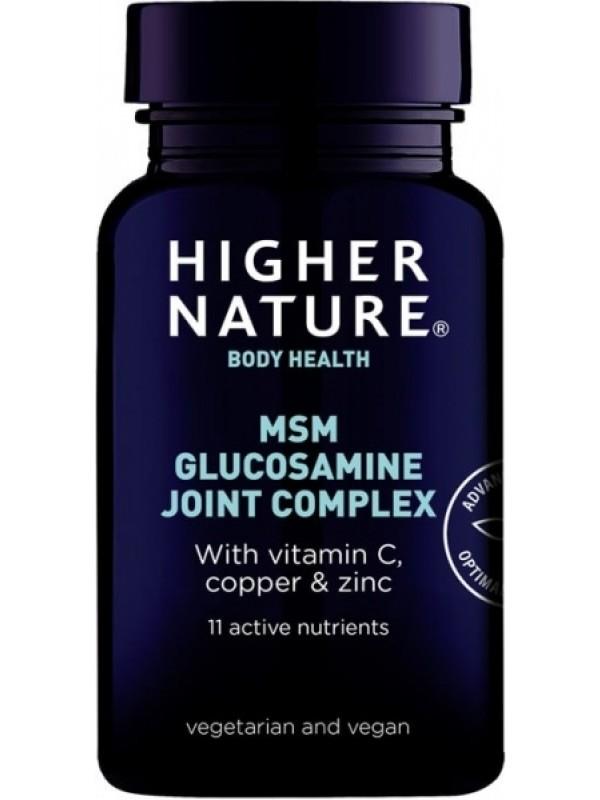 MSMi ja glükosamiiniga liigeste kompleks 90 tab